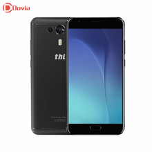 THL Knight 1 Mobile Phone 5.5inch FHD Dual Camera 3GB RAM 32GB ROM Android 7.0 MTK6750T Octa Core 13MP Smartphone 4G Cellphone