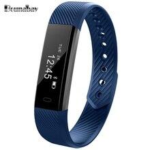 Bounabay Bluetooth умная женщина Фитнес часы женские часы Apple IOS телефон водонепроницаемые женские часы Сенсорный экран Часы