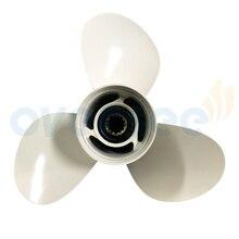40HP 50HP Aluminum Propeller 663-45974-60-98  11-1/2×13-G Fit For Yamaha Outboard Engine Propeller Parsun Hidea