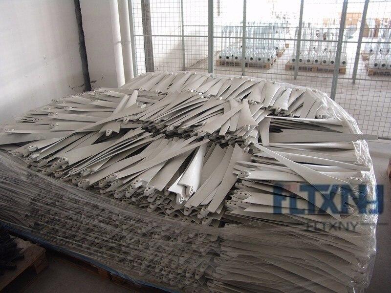 Lâminas de 800mm para turbina eólica horizontal
