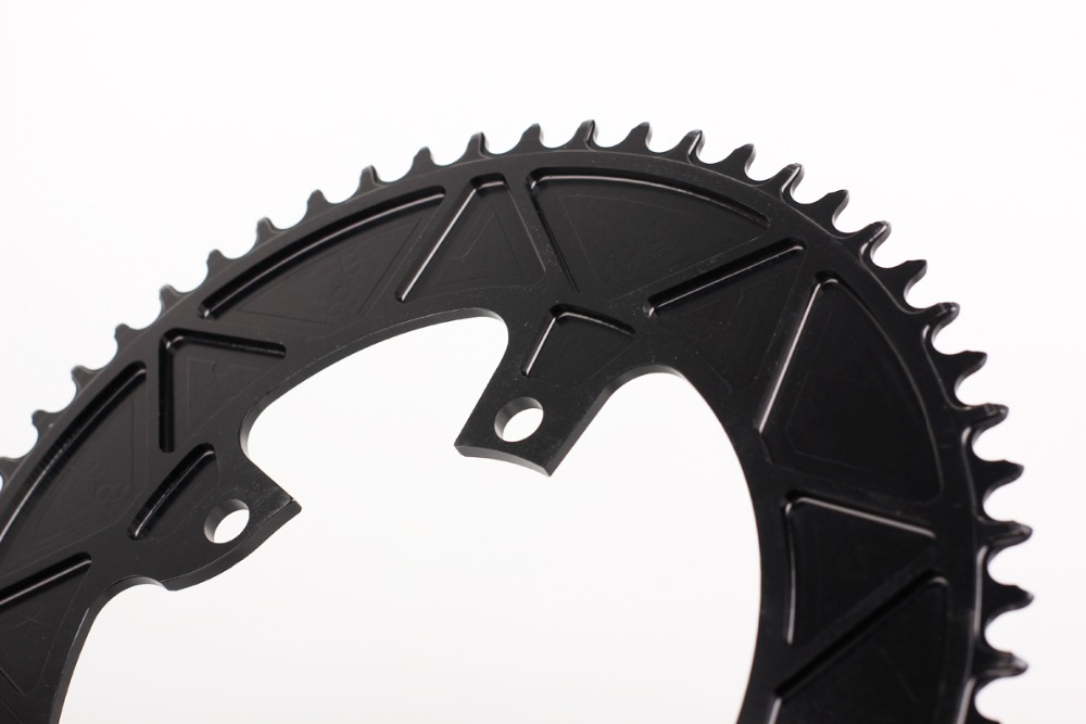 110BCD Oval Chainring Narrow Wide 1x System Single Chain Ring 5 Bolt chain wheel