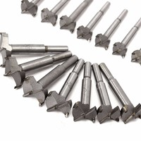 16pcs Set 15 35mm Core Drill Bits Professional Forstner Woodworking Hole Saw Wood Cutter Top Quality