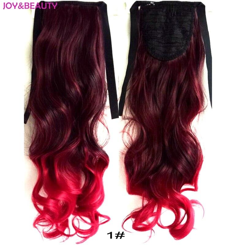 JOY & BEAUTY Μαλλιά υψηλής θερμοκρασίας - Συνθετικά μαλλιά - Φωτογραφία 3