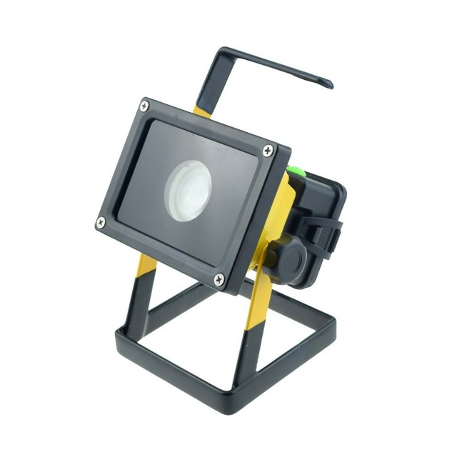 IP65 3 Models LED Floodlight 30W Portable Rechargeable Cordless LED Work Emergency Spotlight for Car Traveling Camping Fishing