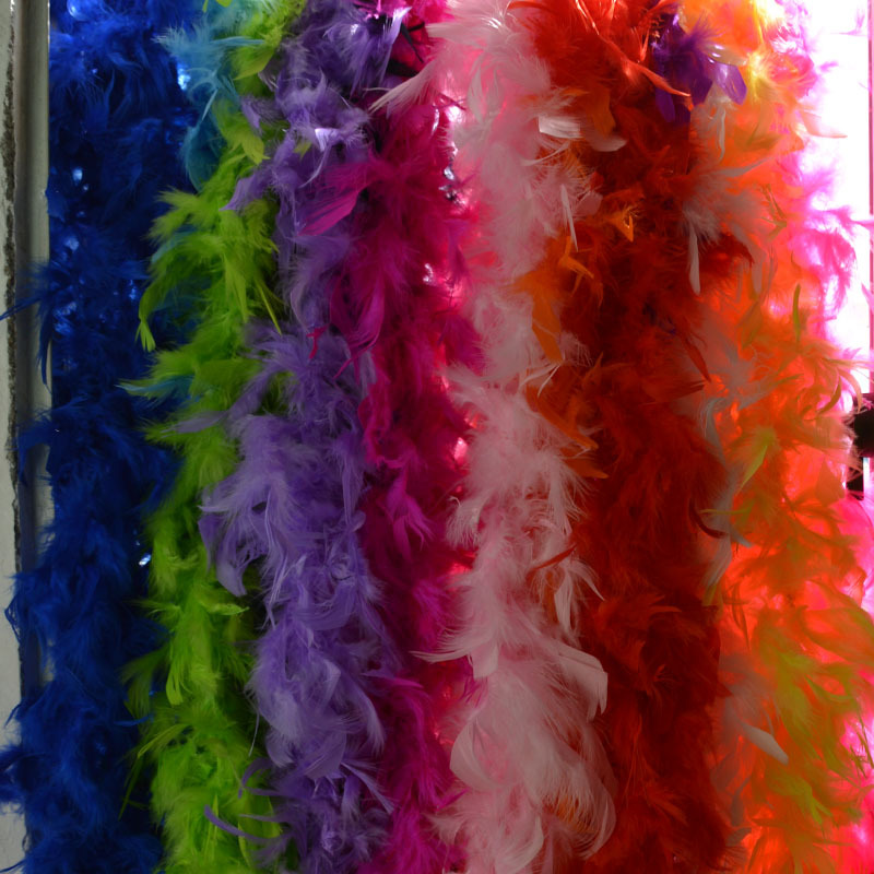 Feather Boa Craft Supplies