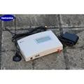 Envío libre GSM 900/1800 MHZ terminal inalámbrico fijo terminal celular fijo, Industrial, de voz clara, estable de la señal