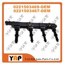 Новое высококачественное зажигание катушки для fitholden Astra Twintop sportsback 2.2L L4 0221503469 0221503467 2006-2010