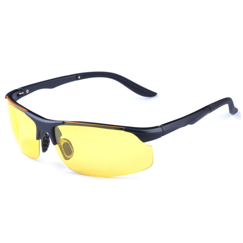 2017 Uv400 Hd Nachtsicht Polarisierte Gläser Fliegen Fahren Sonnenbrille Brillen Oculos De Sol Le3