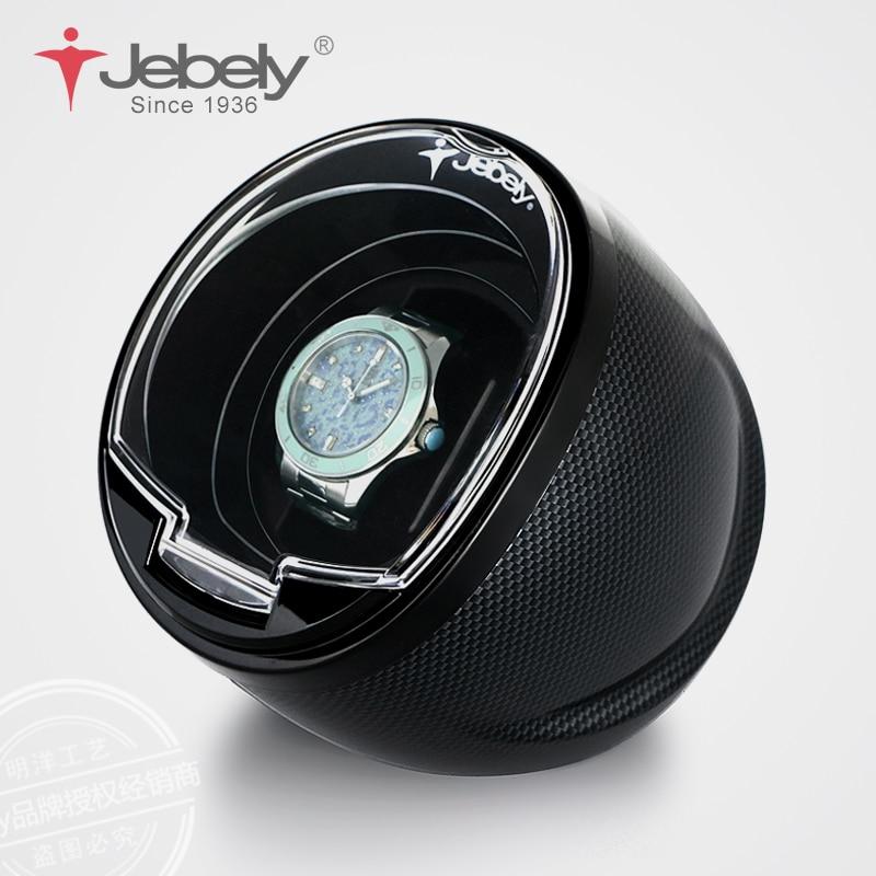 Jebely черный одинарная варочная панель для автоматические часы автоматического сматывания Многофункциональный 5 режимов заводчик для часов ...
