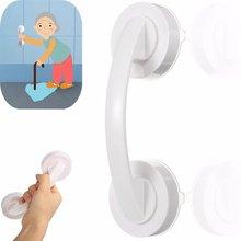 ABS присоска открытая ручка раздвижной двери для стеклянного оконного шкафа ящик шкаф для одежды ванная белая большая всасывающая поручень mx710104