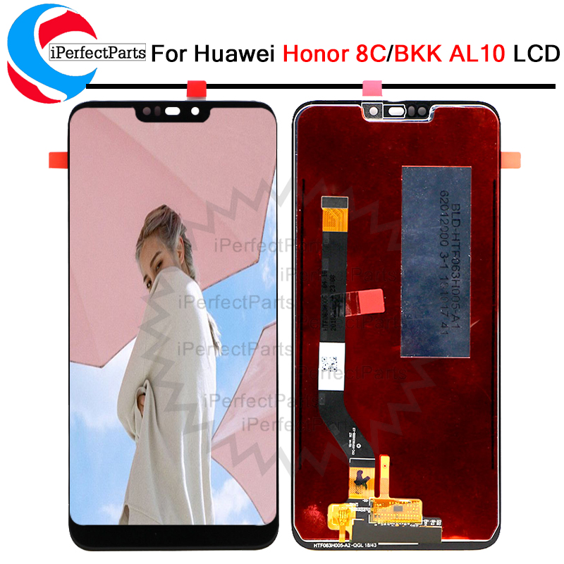 New 6 26 LCD Screen For Huawei Honor 8C LCD Display Touch Screen Digitizer Assembly For