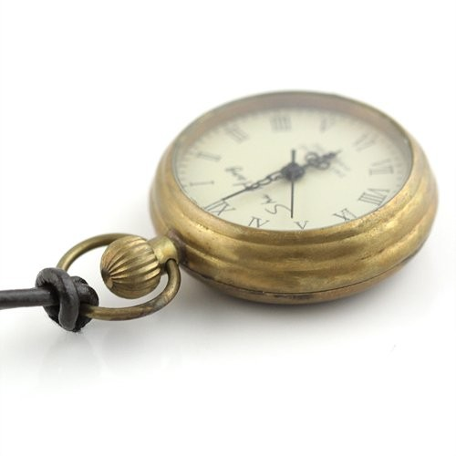 Wholesale Antique Mechanical Hand-wind Pocket Watch With Chain Freeship