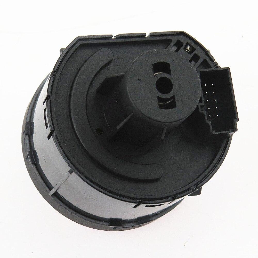 DOXA 5 Set Chrome Plating Headlight Automatic Control Switch + Sensor Modular For Golf MK7 5GG941431D 5GG 941 431D 5GG 941 431 D
