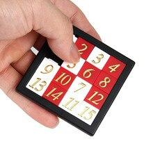 Ранняя развивающая игрушка развивающая для детей головоломка цифровая цифра 1-15 головоломка игра игрушки 88 NSV775