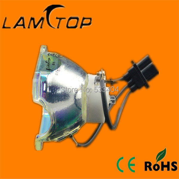 Free shipping High quality Lamtop Compatible replacement bare projector bulb for  PLC-XU1050C lamtop bare projector lamps projector bulb elplp28 v13h010l28 fit for emp tw500 free shipping