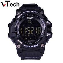 Aiwatch xwatch deporte smart watch podómetro cronómetro llamada mensaje recordatorio ip67 a prueba de agua reloj inteligente para android ios