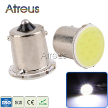 Atreus 2X Car LED 1156 COB parking Reverse Backup Light Auto car Lamp Bulb White DC 12V Clearance lights Automobiles accessories