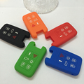 Silicone Car Remote Fob Key Case Cover For Volvo C30 C70 S40 S60 S70 S80 V40 V50 V70 XC60 XC90 Car Key For Volvo Car Key Shellr