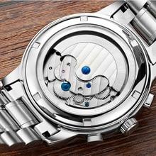 Relojes LIGE Male Automatic LIGE9803