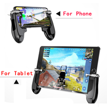 H2 Pubg Mobile Controller for Tablet Fire Button Aim Key Trigger R1 L1 Shooter for Phone Gampads Gaming Handle Shooter