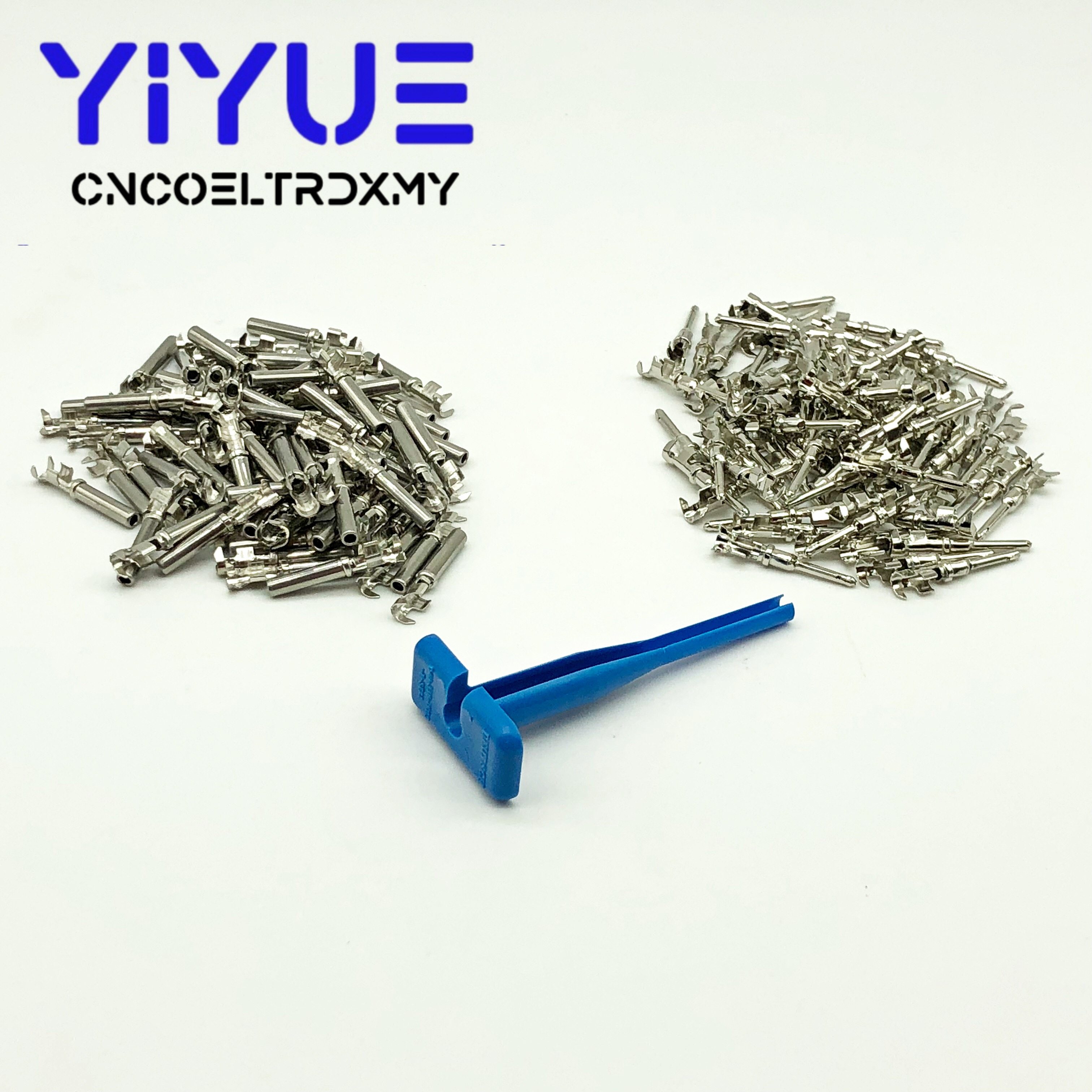 Image 5 - 225pcs Deutsch DT automotive connectors kit + 16 18AWG Crimp Terminals + removal tool 0411 336 1605-in Connectors from Lights & Lighting