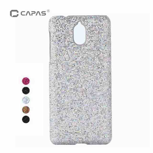 quite nice 75a64 c65ca US $4.79 20% OFF|CAPAS for Nokia 3.1 Case Cover PC Hard Bling Wood Snake  Pattern Back Cover for Nokia 3.1 Protective Phone Case Shockproof 5.2