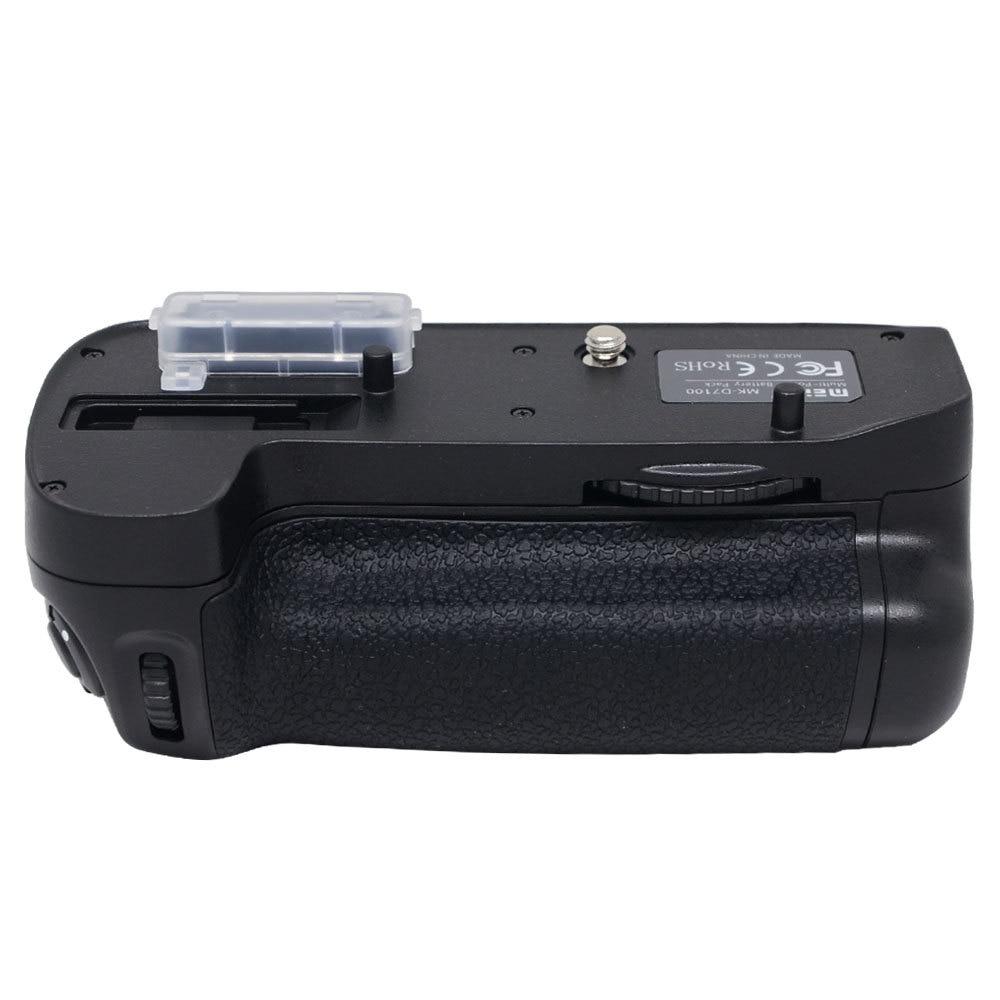 Meike Battery Grip для Nikon D7100 замінює MB-D15 як EN-EL15