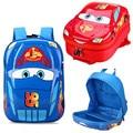 2017 new children school bags 3D car backpack kids Car-styling Backpacks mochila escolar menino children's backpack  school bag