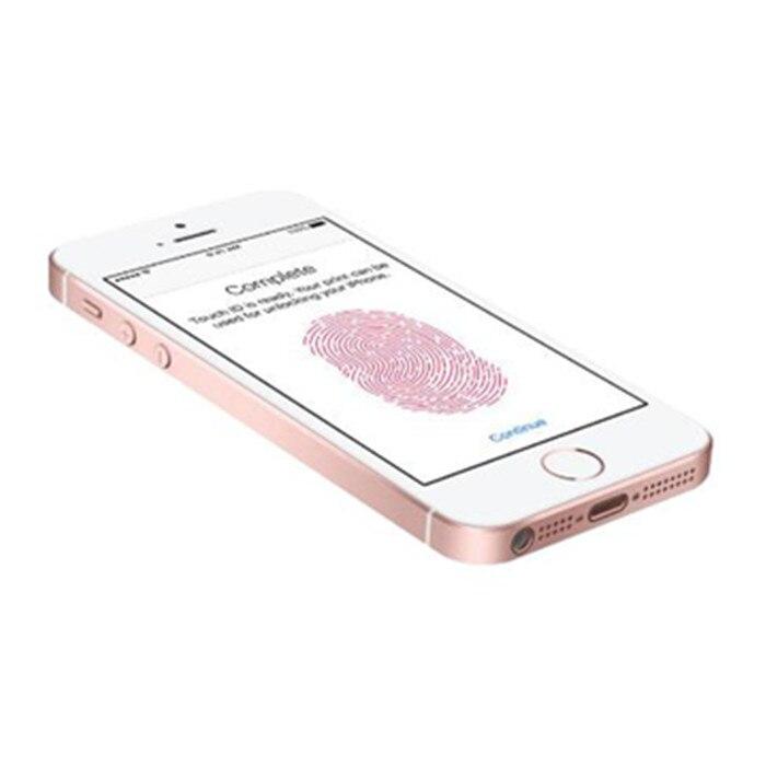 """Оригинальный разблокированный Apple iPhone SE 4G LTE мобильный телефон iOS 4,0 """"12.0MP Touch ID чип Dual Core A9 2G RAM 16/6 4G B Встроенная память смартфона"""