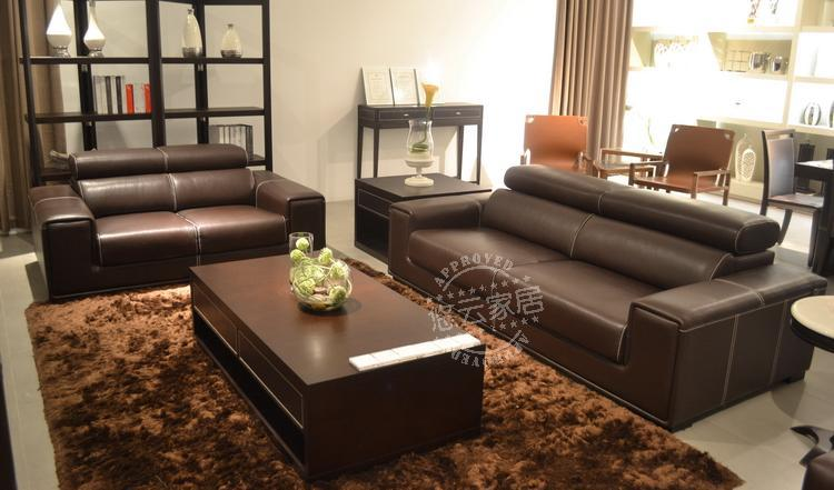 Incredible 2013 New Captain Imported Cow Leather Sectional Sofa Set Machost Co Dining Chair Design Ideas Machostcouk