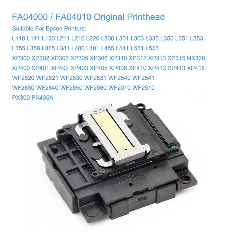 FA04000 FA04010 Printhoved Printhoved til Epson L110 L111 L120 L211 - Kontorelektronik - Foto 2