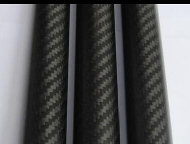 30*26*1000 mm 3K Processing Carbon Fiber Roll Tube for RC Airplane tator rc 3k carbon fiber plate 3 5mm tl2900