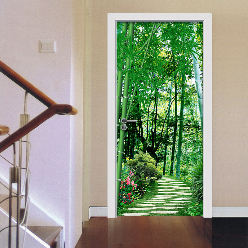 Door mural for Door mural wallpaper