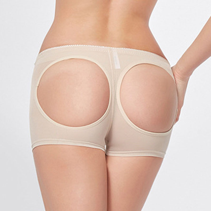 9016af57e Women Butt Lifter body Shaper Tummy Plus Size Control Panties Shapewear  Thongs Underwear booty tummy enhancer ...