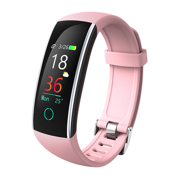 C20 smart watch heart rate blood pressure sleep monitoring USB charging color screen sports watch IP68 waterproof FOR: iphone Sa