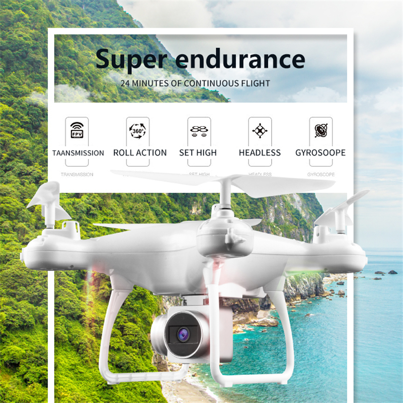 Eva2king 23 Minuten Fliegen Zeit RC Drone Mit Camrea Super Lange Fliegen Zeit Fernbedienung Kamera Drone Geschenk für Kinder