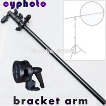 Yuguang Photography Light Stand Booms Reflector bracket Arm for Reflector Frame Bold increase stent