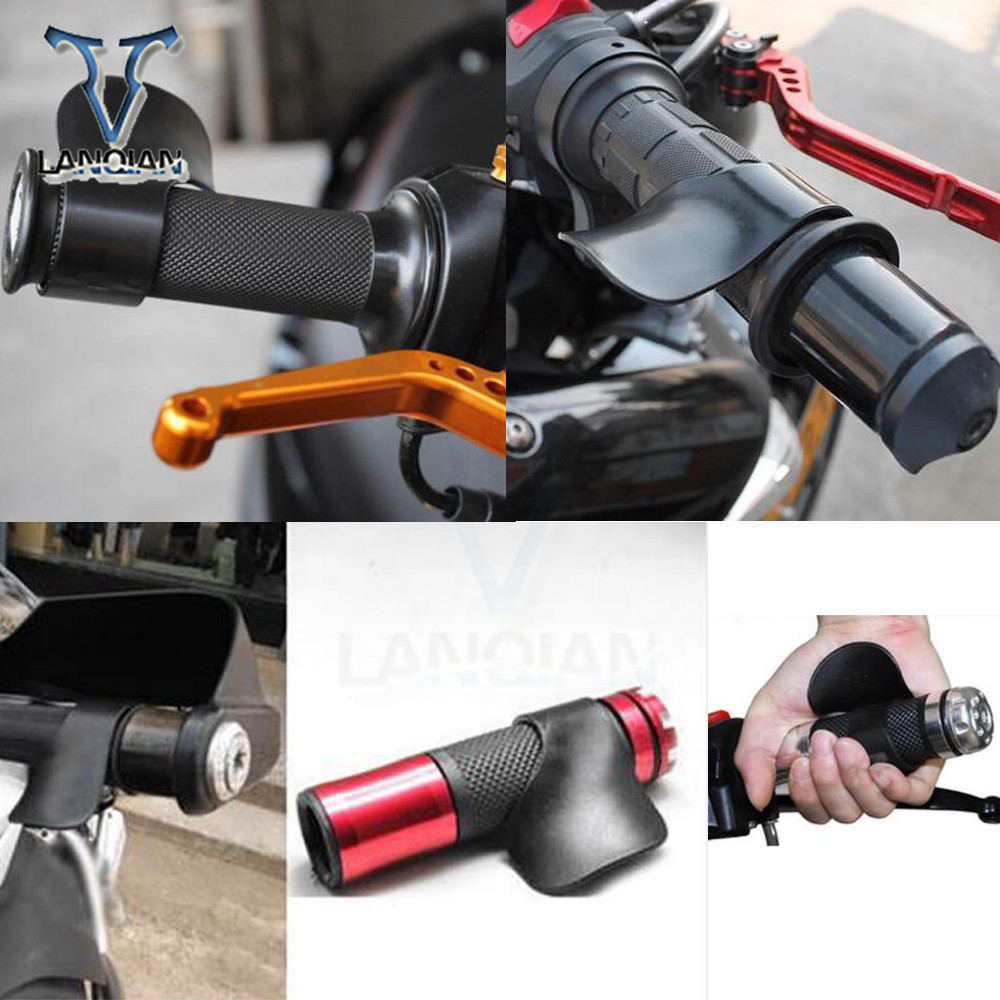 Image 5 - Motorcycle Throttle Clamp Cruise Aid Control Grips Handlebar for Yahama XMAX125 XMAX250 XMAX 400 V MAX V MAX 1700 VMAX 1700 VMAX-in Covers & Ornamental Mouldings from Automobiles & Motorcycles