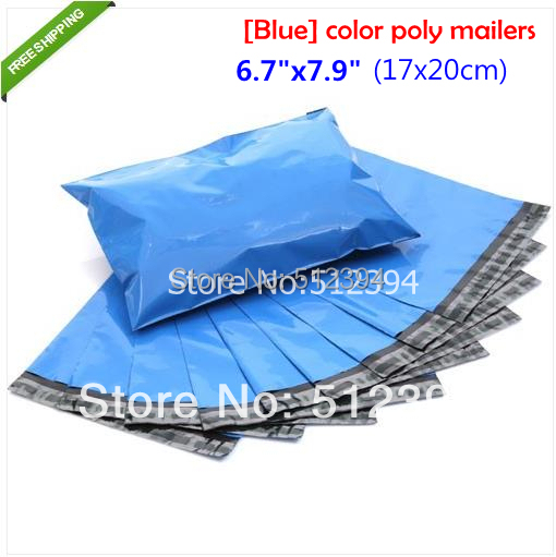 """6/""""X12/"""" Poly Mailers Shipping Bags Envelopes Self Sealing Packaging 17X30cm Bags"""