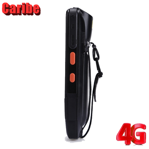 Image 4 - Caribe PL 40L large screen 1d  bluetooth android barcode scanner pda wireless tablet scanner