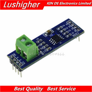 5pcs MAX485 Module RS-485 TTL to RS485 MAX485CSA Converter Module Integrated Circuits