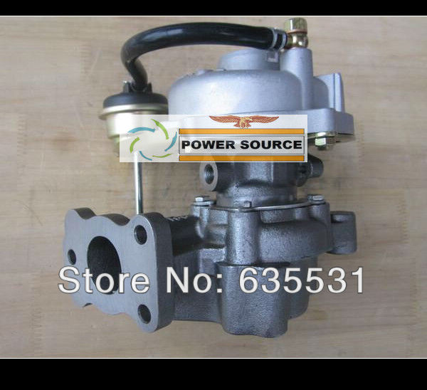 Free Ship K03 53039880009 706977 VVP1 VF40A104 Turbo For Peugeot 206 307 406 For Citroen C5 Xantia Picasso DW10TD 2.0L HDI 90HP rambach peugeot 206 1 4 hdi 68 л с