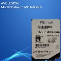Platinum 160gb 16GB SSHD 2 5inch UltraSlim 16MB 5400RPM 5MM SATAIII Warranty 1 Year