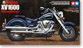Tamiya 14080 1/12 escala Kit motocicleta YMH XV1600 A estrada frete grátis