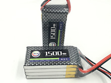 Free shipping MOS 5S lipo battery 18 5v 1500mAh 25C For rc helicopter rc car rc