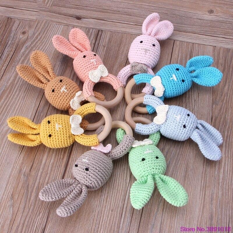 Zahnärztliche Versorgung Billiger Preis Neue Baby Bunny Ohr Beißring Holz Zahnen Ring Neugeborenen Sensorischen Spielzeug Dusche Geschenk Eine VollstäNdige Palette Von Spezifikationen Babypflege