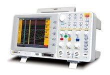 Fast arrival 7.8″ Color LCD Owon MSO7102T 100MHz 1GS/s Digital Storage Oscilloscope DSO Dual channels+ external trigger