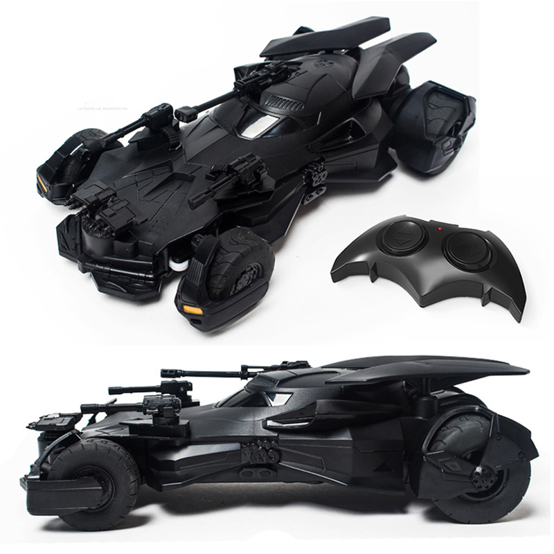 Batman RC Car 1:18 Kids Toy Gifts Recargable 2.4 GHz Control remoto - Juguetes con control remoto - foto 3