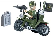 Modelos de Construção de brinquedos Compatível com Lego iluminai E802 24 pcs Motocicleta Blocos Brinquedos Hobbies Para Meninos Meninas Modelo de Construção Kits