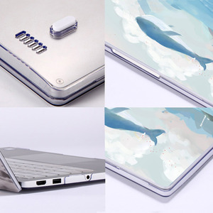 Image 5 - Colorful Laptop Case for funda Xiaomi Mi Air 13.3 inch Laptop Protective Cover for Xiaomi New Mi Air 13.3 2019 Capa Para